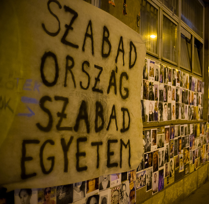 Jogszerű az SZFE sztrájkja, folytatják